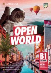 OPEN WORLD PRELIMINARY ENGLISH FOR SPANISH SPEAKERS. STUDENT'S BOOK WITH ANSWERS