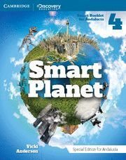 SMART PLANET. STUDENT'S PACK (SPECIAL EDITION FOR ANDALUCÍA). LEVEL 4