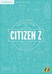 CITIZEN Z A2 TEACHER'S BOOK