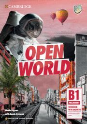 OPEN WORLD PRELIMINARY ENGLISH FOR SPANISH SPEAKERS. WORKBOOK WITH ANSWERS WITH