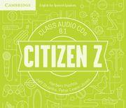 CITIZEN Z B1 CLASS AUDIO CDS (4)