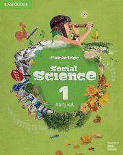 CAMBRIDGE SOCIAL SCIENCE. ACTIVITY BOOK. LEVEL 1