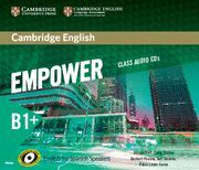 CAMBRIDGE ENGLISH EMPOWER FOR SPANISH SPEAKERS B1+ CLASS AUDIO CDS (4)