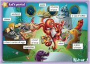 KID'S BOX FOR SPANISH SPEAKERS  LEVEL 4 POSTERS 2ND EDITION