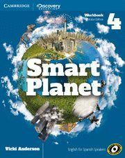 SMART PLANET LEVEL 4 WORKBOOK CATALAN
