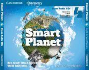 SMART PLANET LEVEL 4 CLASS AUDIO CDS (4)