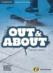 OUT AND ABOUT LEVEL 1 TEACHER'S BOOK
