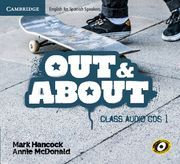 OUT AND ABOUT LEVEL 1 CLASS AUDIO CDS (3)