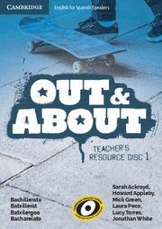 OUT AND ABOUT LEVEL 1 TEACHER'S RESOURCE DISC