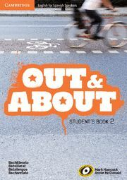 OUT AND ABOUT LEVEL 2 STUDENT'S BOOK WITH COMMON MISTAKES AT BACHILLERATO BOOKLE