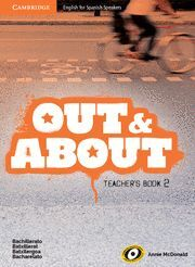 OUT AND ABOUT LEVEL 2 TEACHER'S BOOK