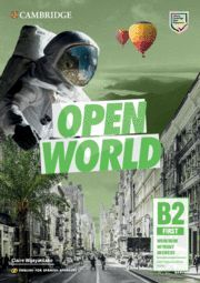 OPEN WORLD FIRST ENGLISH FOR SPANISH SPEAKERS. WORKBOOK WITHOUT ANSWERS WITH DOW