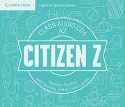 CITIZEN Z A2 CLASS AUDIO CDS (4)