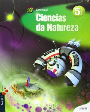 CIENCIAS DA NATUREZA 5º PRIMARIA + COMIC