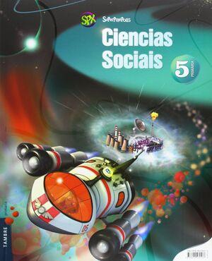 CIENCIAS SOCIAIS 5º PRIMARIA + COMIC