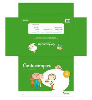 CONTACOMPTES MATEMATIQUES PER PENSAR 5 ANYS