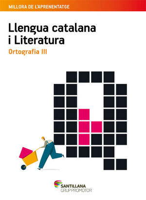 ESO 3 - LLENGUA I LITERATURA (CAT) - QUAD ORTOGRAF GRUP PROMO