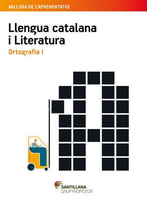 ESO 1 - LLENGUA I LITERATURA (CAT) - QUAD ORTOGRAF GRUP PROMO