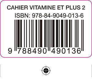 VITAMINE ET PLUS 2 CAHIER + CD