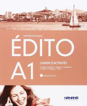 EDITO A1 EXERCICES+CD