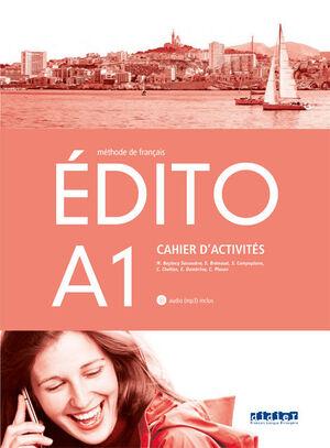 EDITO A1 EXERCICES+CD ED.18