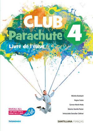 CLUB PARACHUTE 4 PACK ELEVE