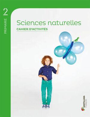 SCIENCE NATURELLE 2PRIM CAHIER