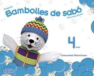 BAMBOLLES DE SABÓ 4 ANYS
