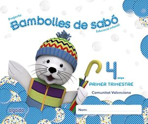 BAMBOLLES DE SABÓ 4 ANYS. 1º TRIMESTRE