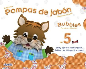 POMPAS DE JABÓN. BUBBLES AGE 5. PRE-PRIMARY EDUCATION