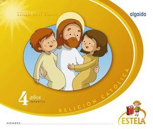 RELIGIÓN. EDUCACIÓN INFANTIL. ESTELA. 4 AÑOS