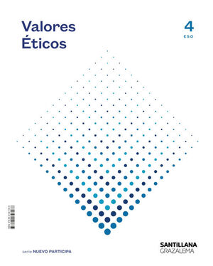 VALORES ETICOS SERIE NUEVO PARTICIPA 4 ESO