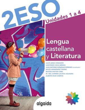 LENGUA CASTELLANA Y LITERATURA 2º ESO. POR TRIMESTRES