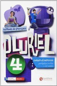 PLURIEL 4 CAHIER D'EXERCICES
