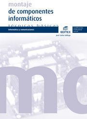 MONTAJE DE COMPONENTES INFORMÁTICOS
