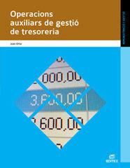 OPERACIONS AUXILIARS DE GESTIÓ DE TRESORERIA