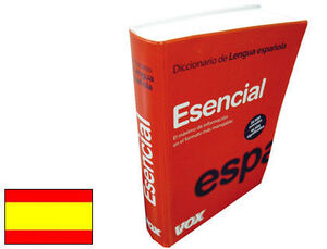 DICC.LENGUA ESPA¥OLA ESENCIAL.VO
