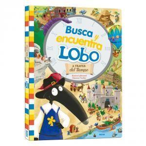 BUSCA Y ENCUENTRA DE LOBO. A TRAVÉS DEL TIEMPO