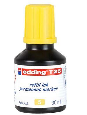 EDDING TINTA EDDING T-25 AMARILLA T 25 30ML T25-05