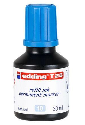 EDDING TINTA EDDING T-25 AZUL CLARO T 25 T25-10