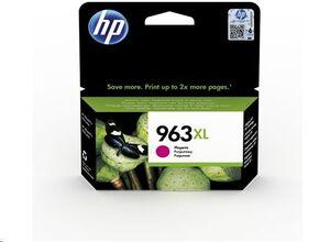 HP CART. HEWLETT PACKARD HP OFFICEJET PRO 9010, 9012, 9014, 9015, 9016, 9018, 9019, 9020, 9022, 9023, 9025, 9026 COLOR MAGENTA 963XL 3JA28AE