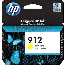 CARTUCHO HP 912 3YL79AE AMARILLO 3YL79AE#BGY