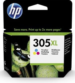 CARTUCHO HP 305XL COLOR 3YM63AE#ABE