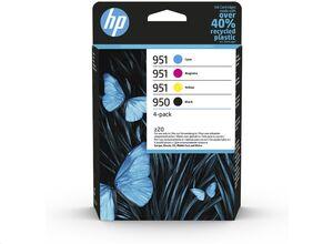 CARTUCHO HP 950+951 PACK4 6ZC65AE