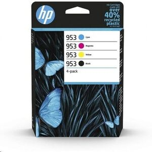 CARTUCHO HP 953 PACK CMYK 6ZC69AE