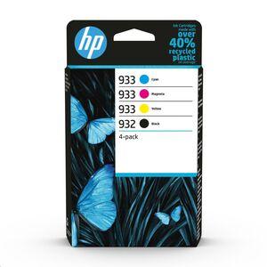 CARTUCHO HP 932 933 PACK 6ZC71AE NEGRO + COLOR CMYK