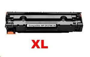 TONER COMPATIBLE HP CF 279X 79X PARA LASER JET PRO M12 SERIES MFP M6 SERIES HT279X