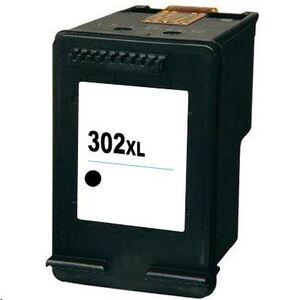 COMP. INKJET HP DESKJET 1110/2130/3630/3632 OFICEJET 3830/3834/4650/4652 ENVY 4520/4522/4523/4524 NEGRO CAPACIDAD 18 ML  F6U68A 302XL
