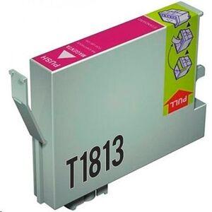 COMP. INKJET EPSON T1813 CLARIA 18XL MAGENTA