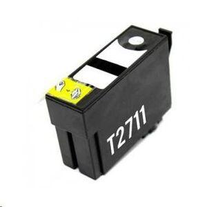CART. COMPATIBLE EPSON INK JET  WORKFORCE WF-3620DWF 3640DWF WF-7110DTW NEGRO 27 XL  ALTA CAPACIDAD